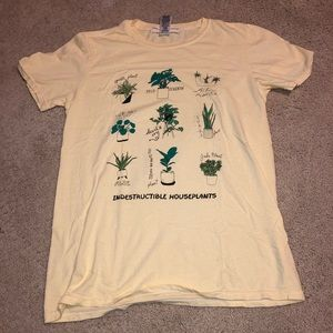 URBAN OUTFITTERS 🌿 houseplants tee